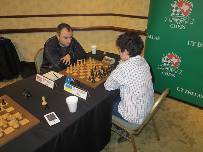 UT Dallas FIDE Open 2014