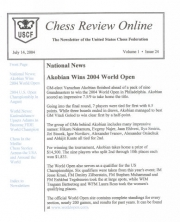 us-chess-federation-news-letter